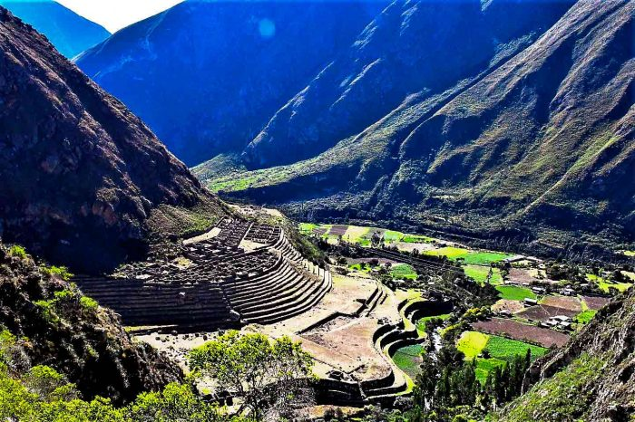 Amazing Luxury Glamping on The Inca Trail Trek