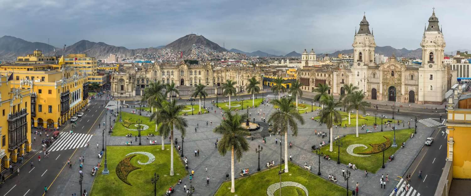 Luxury Tour Lima