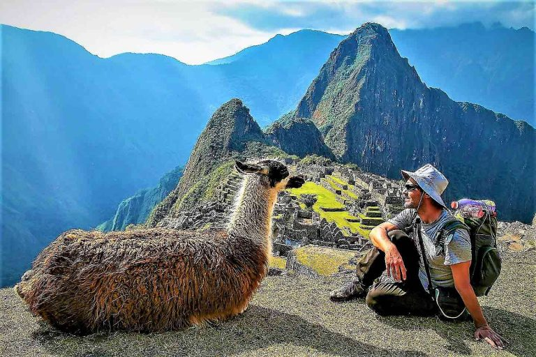 Glamping in Peru Machu Picchu