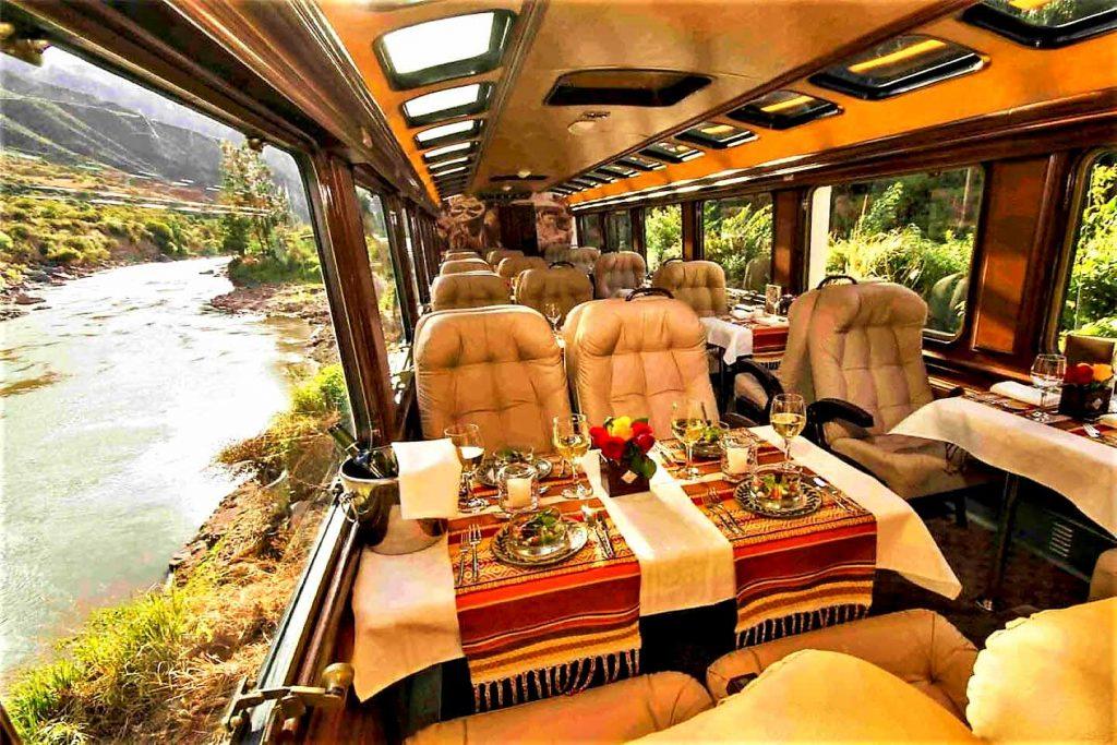 Amazing Luxury Glamping on The Inca Trail Trek